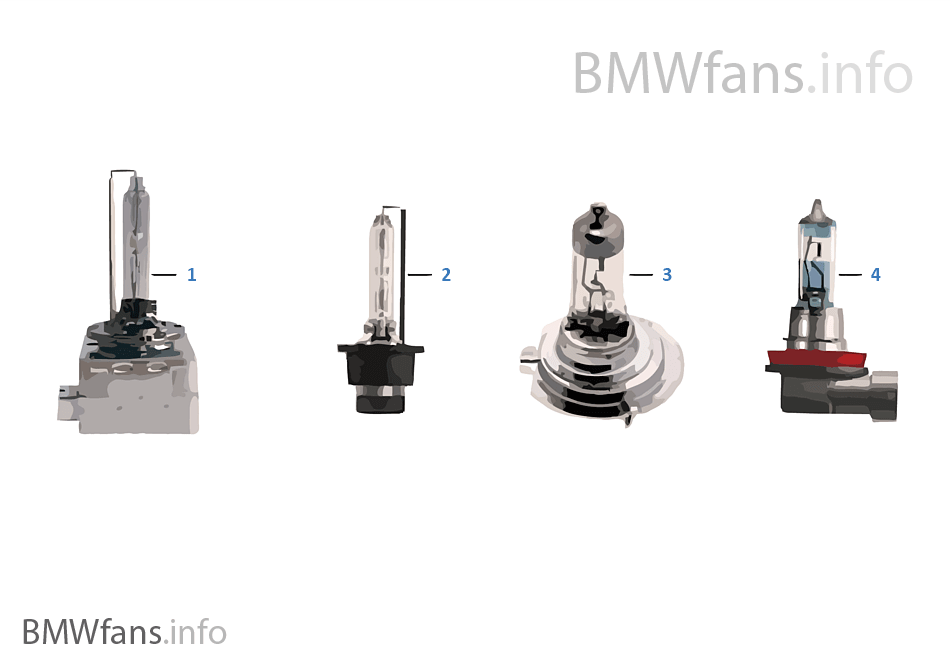 BMW Power Lamps
