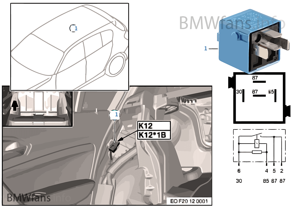 Bmw 118i wiring diagram auto electrical wiring diagram relay for electric fuel pump k12 bmw 1 f20 118i n13 europe rh bmwfans info bmw 118i wiring diagram 2015 bmw 118i cheapraybanclubmaster Gallery