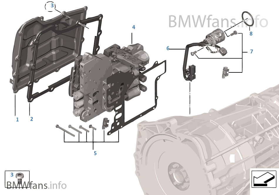 GS7D36SG Mechatronik
