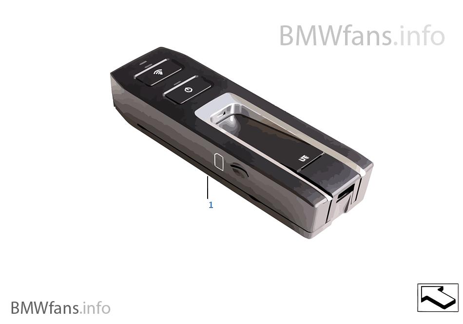 BMW Car Hotspot LTE