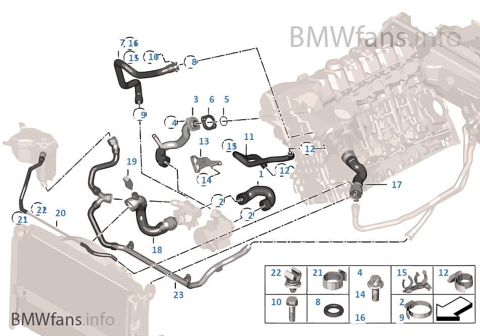2014 Bmw 328i Engine Diagram