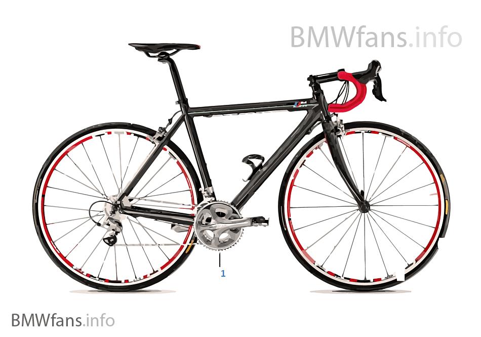 Bikes & Equipment-M Bike 2013/14