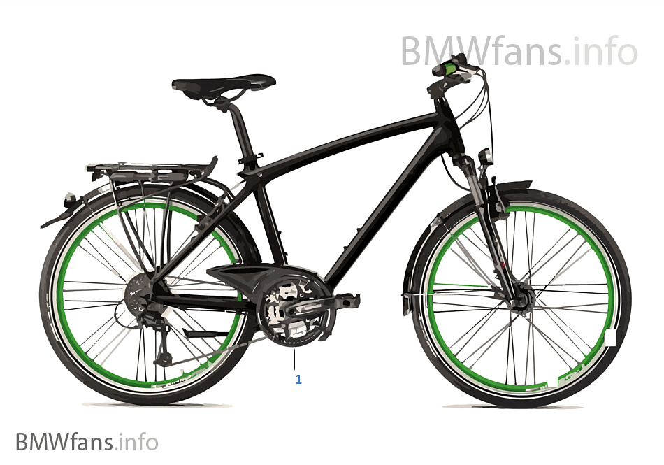 Bmw Touring Bike Bikes Equipment-touring Bike