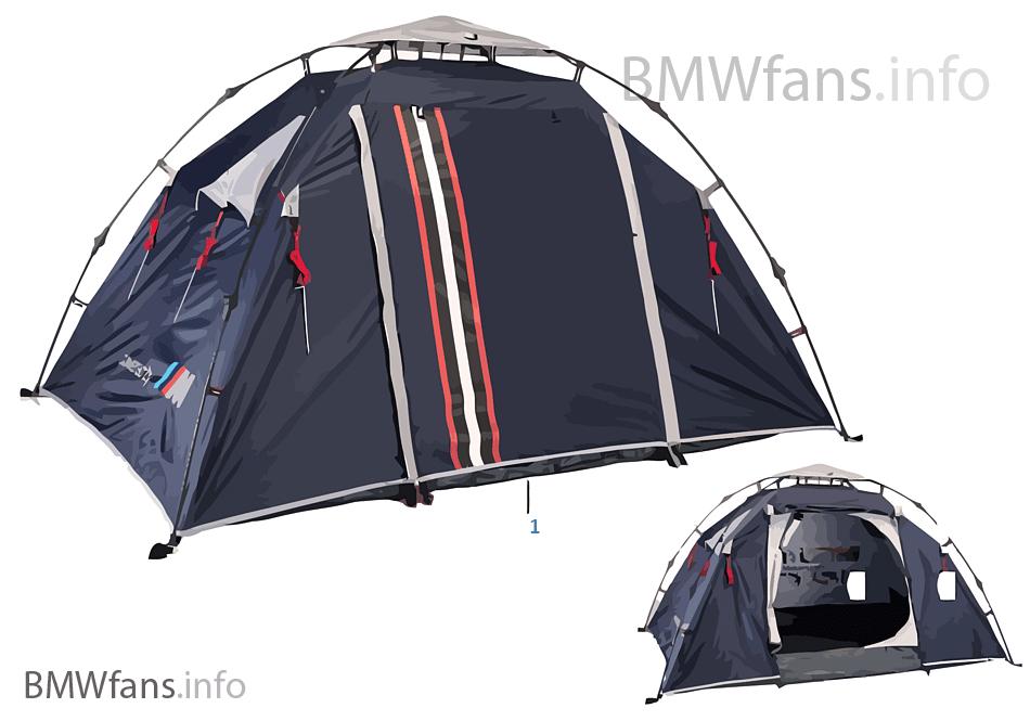 Коллекция Motorsport-Палатки 2013/14