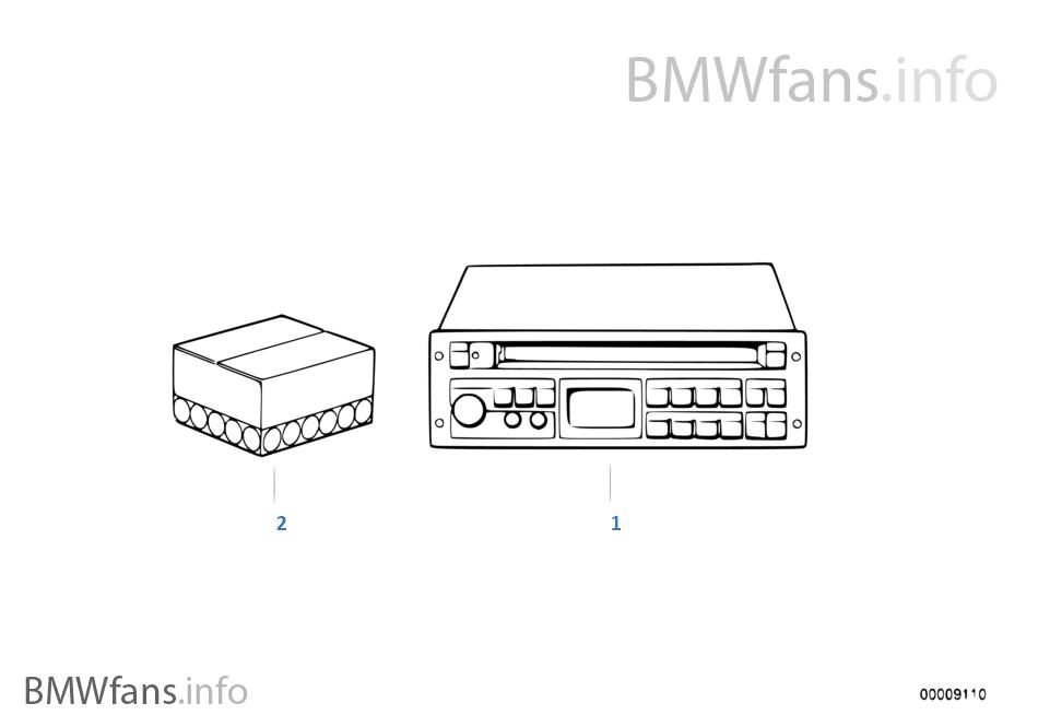 Radyo, Bavaria-Electronic-CD II