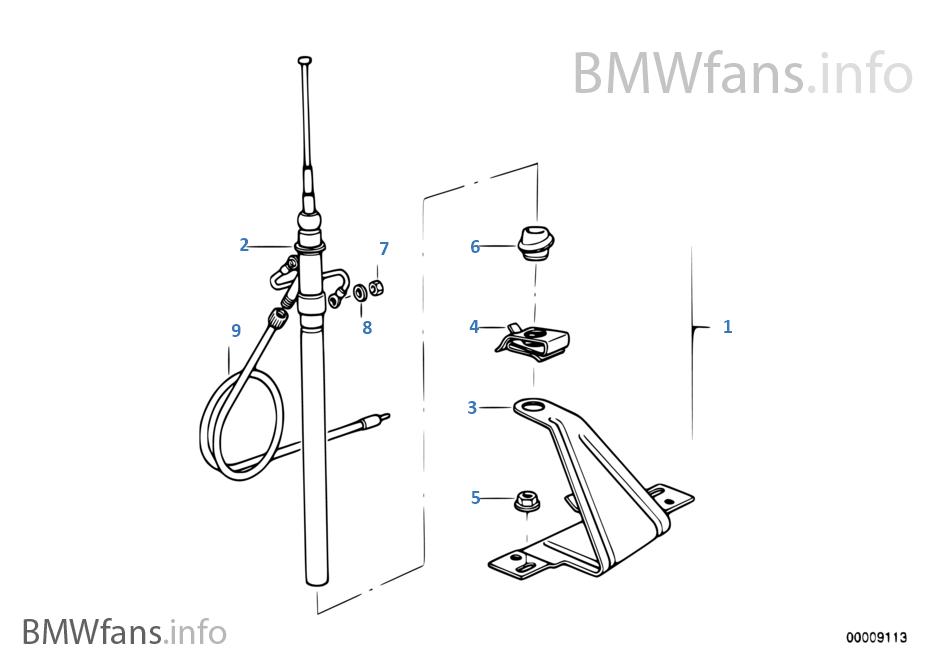 Accesorios de antena