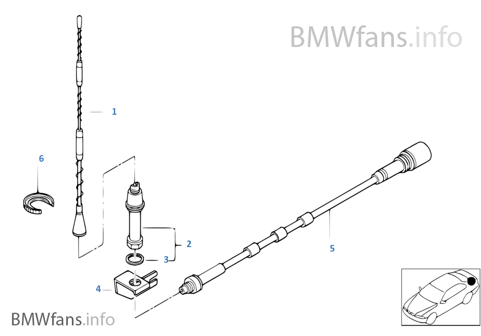 2008 Bmw 528xi Fuse Diagram