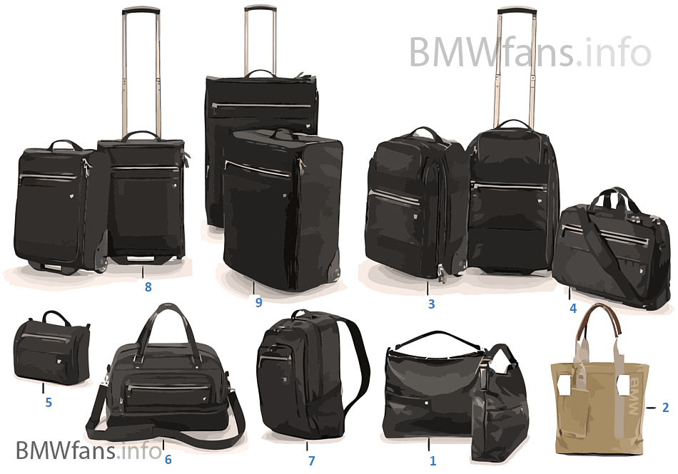 BMW Collection バッグ/ケース 13/14