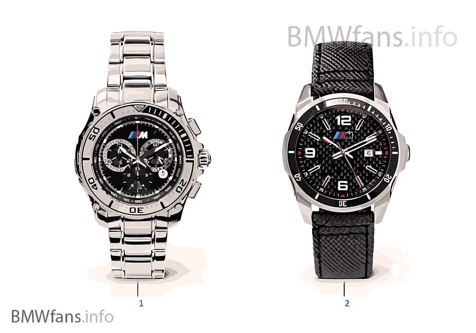bmw m collection watches 13 14 bmw accessories catalog. Black Bedroom Furniture Sets. Home Design Ideas