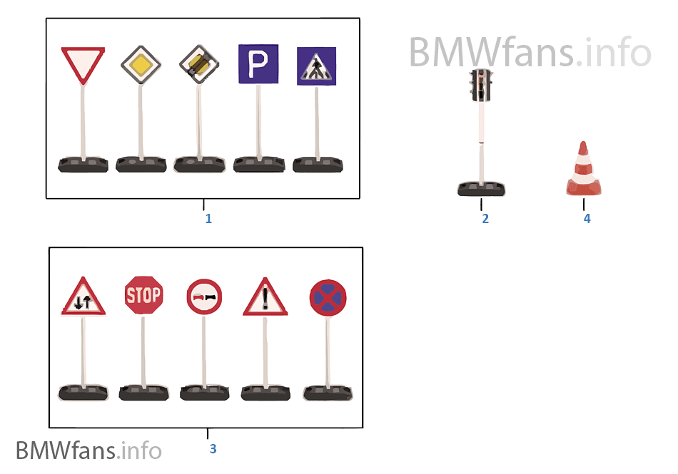 BMWチャイルドプログラムアクセサリ13/14