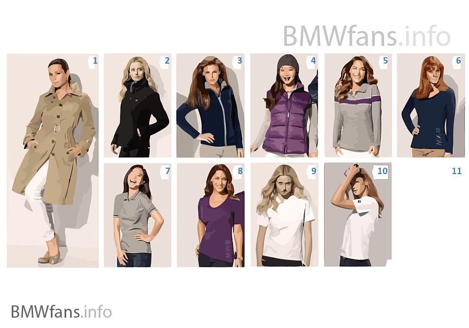 BMW Collection 女性 テキスタイル 13/14