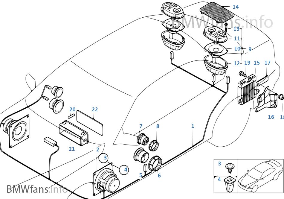 Onderdelen top-hifi systeem