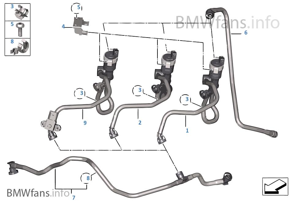 dnxb fuel tank breather valve bmw 3' f30 328i n20 usa