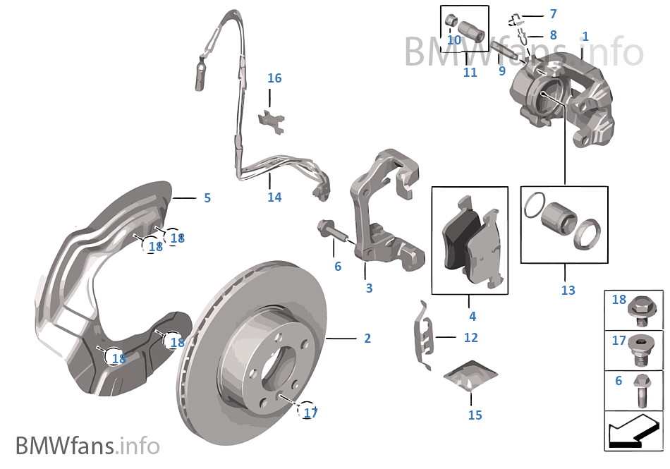 bmw x1 parts catalog