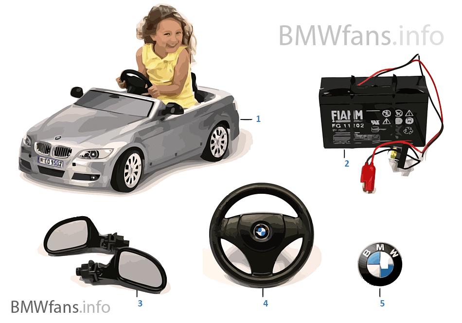 Зап.части BMW — Кабриолет 3-й серии 6 В