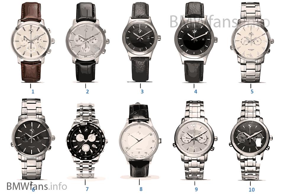 Запасные части BMW-часы 2012/2013/2014