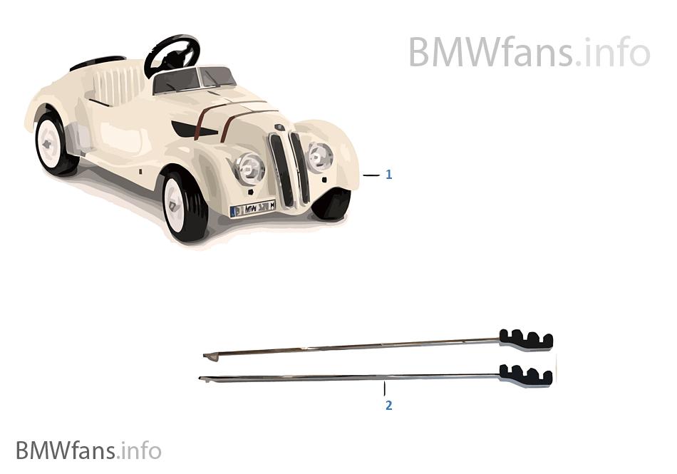 bmw ersatzteile 328 roadster tretauto bmw zubeh rkatalog. Black Bedroom Furniture Sets. Home Design Ideas