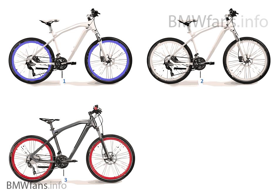 BMW Bikes & Equipment — Cruise Bikes 14