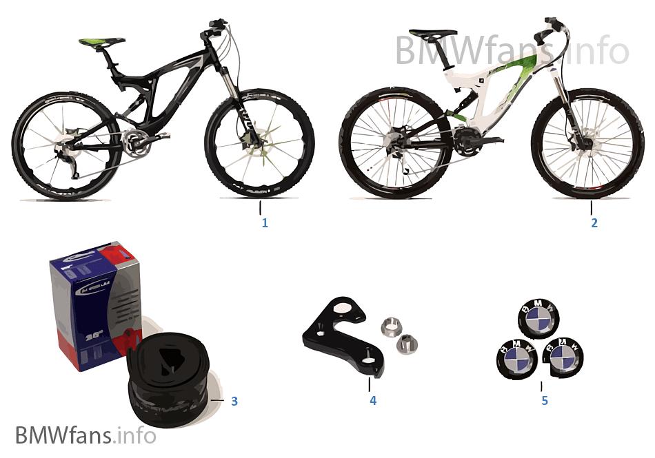 bmw ersatzteile mountainbike enduro bmw zubeh rkatalog. Black Bedroom Furniture Sets. Home Design Ideas