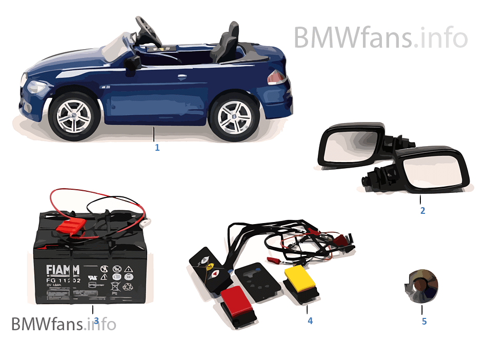 bmw replacement parts m6 convert 12 v bmw accessories catalog. Black Bedroom Furniture Sets. Home Design Ideas