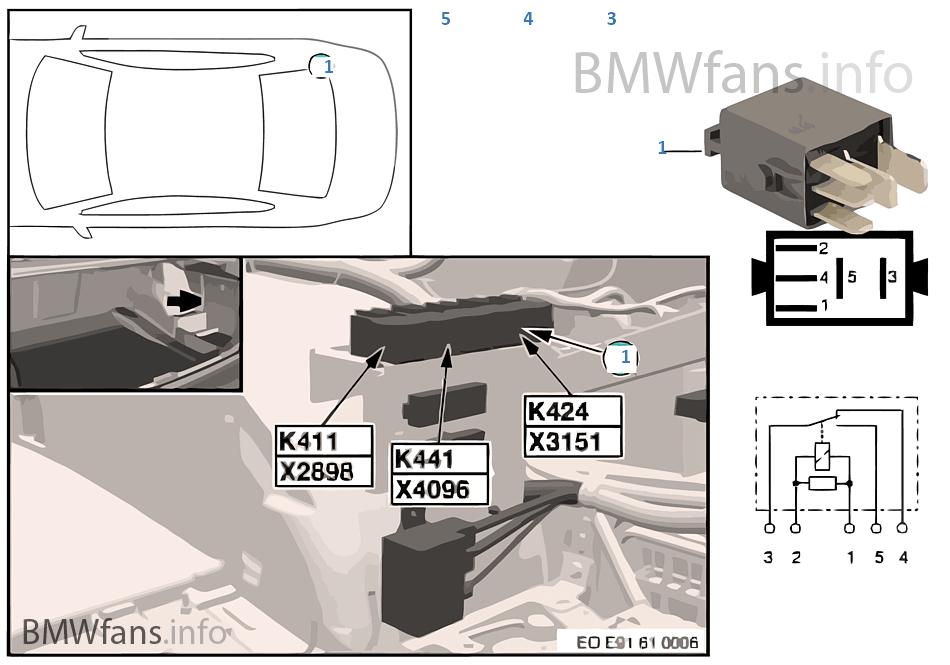 Relay  Gun Mount K424