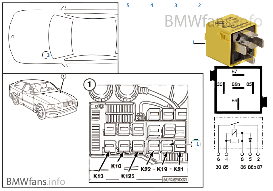 Bmw E46 Air Conditioning Wiring Diagram : Bmw ac diagram wiring images