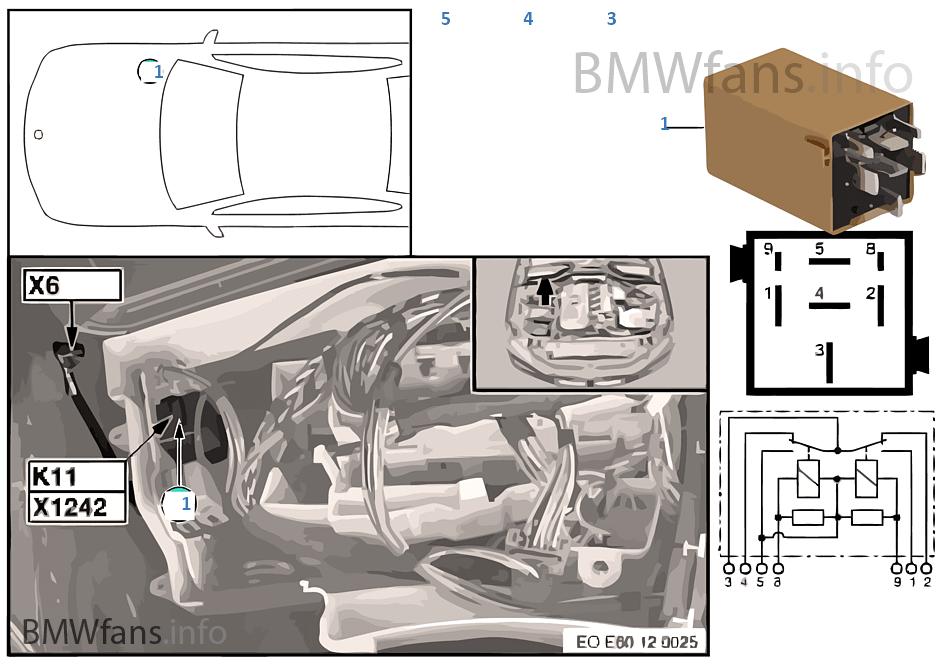 Schema Electrique Bmw E60