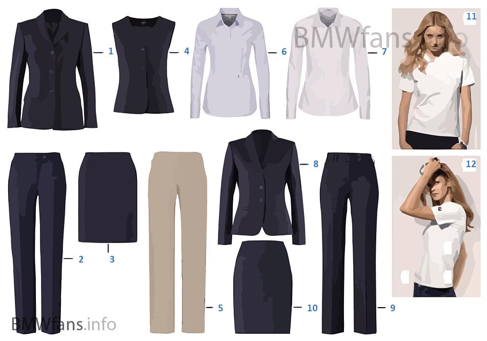 Catalogus kleding dames