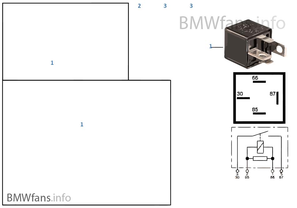Relais Batterietrennung