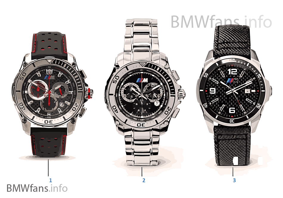 BMW M Collection - 時計 14/16