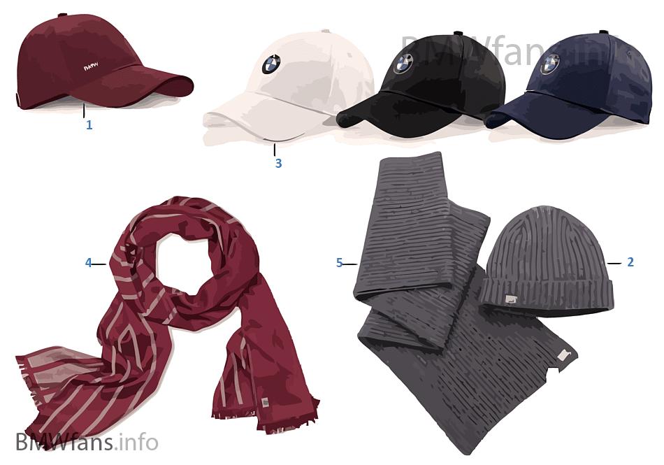 BMW Collection - キャップ/スカーフ14/16