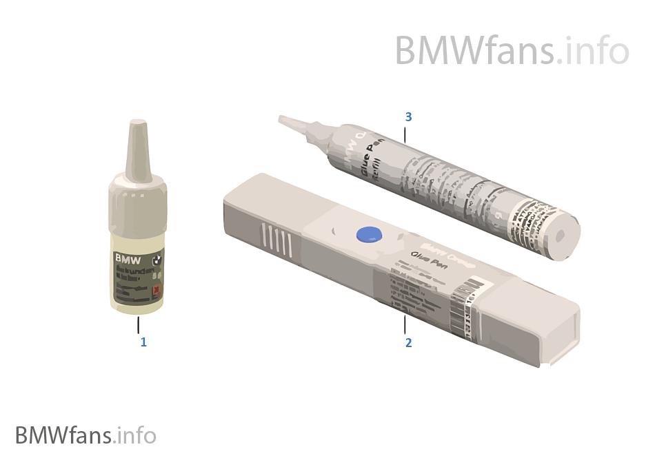 Mekanik/lim, tätningsmedel