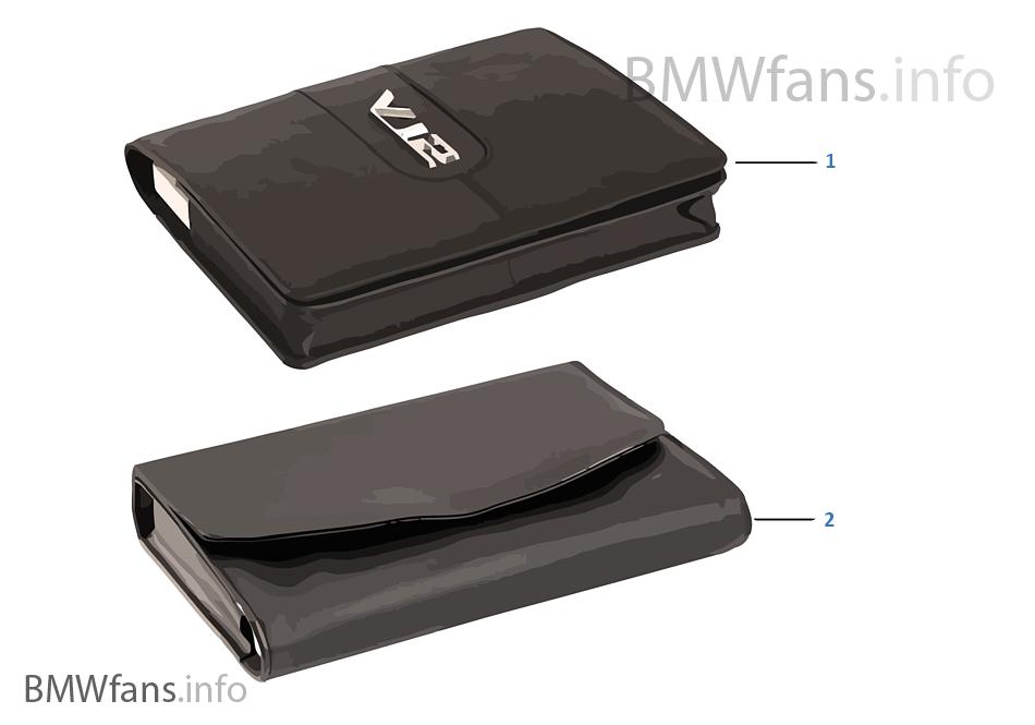 車載手冊盒 BMW