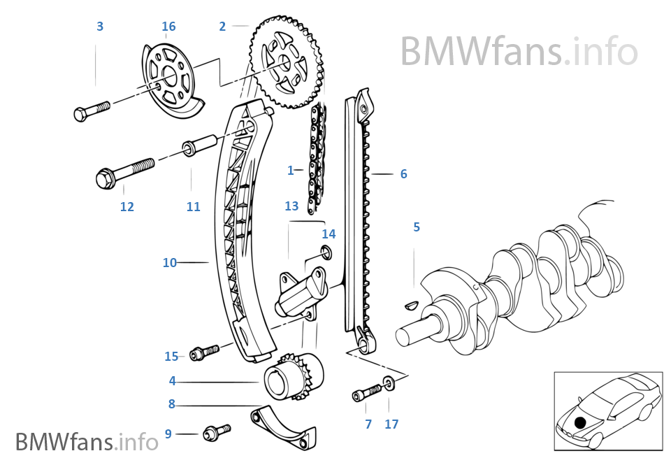 timing and valve train timing chain bmw 3 e36 316i 1 9 m43 europe timing and valve train timing chain