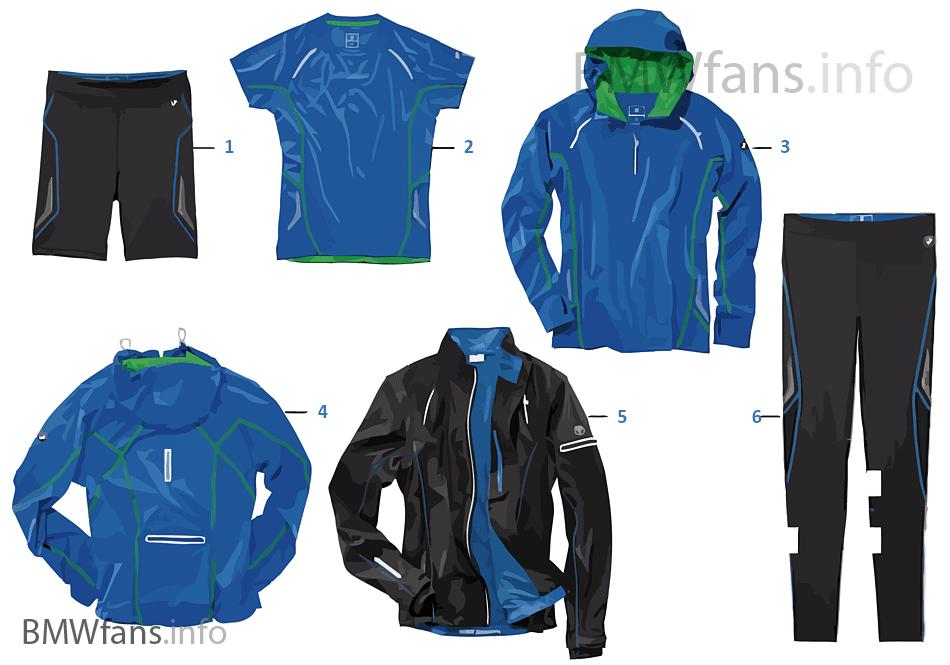 BMW Athletics-男性 テキスタイル2015/17