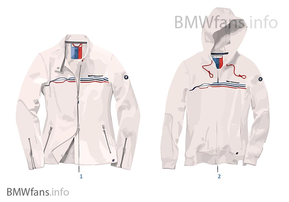 BMW Motorsport — Dámské bundy 2015/17