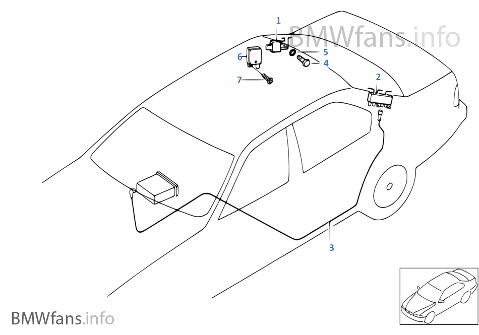 1998 bmw 740i wiring diagram