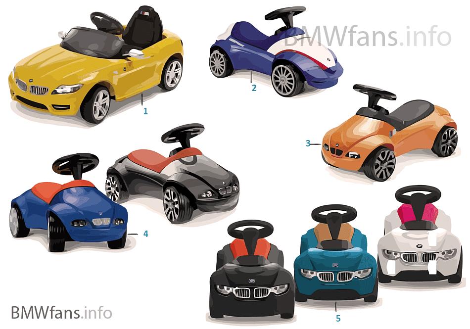 bmw kids vehicles 14 16 bmw accessories catalog. Black Bedroom Furniture Sets. Home Design Ideas