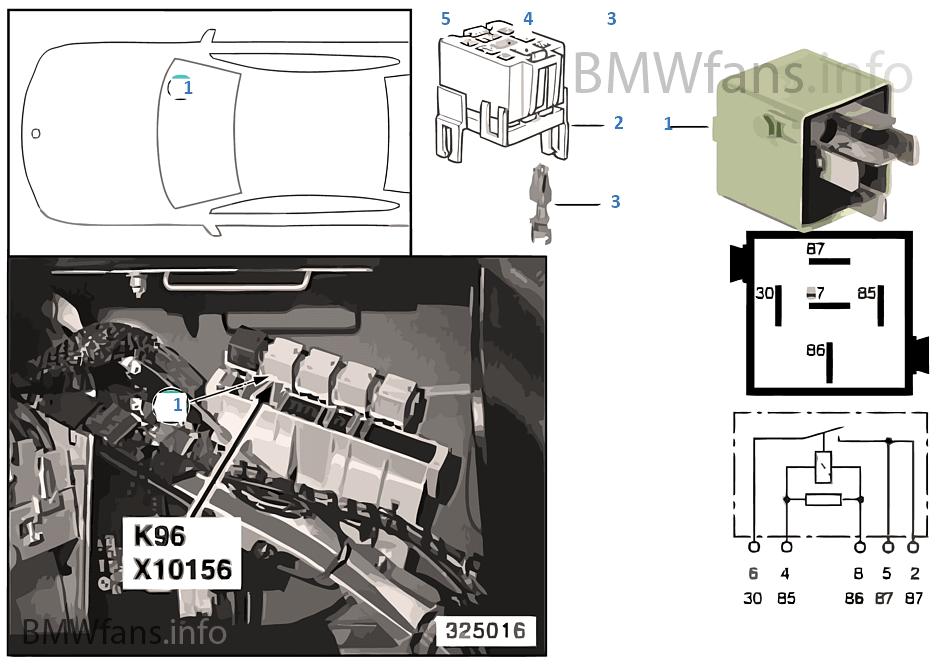 g34t relay for fuel pump 1 k96 bmw 5' e39 530d m57 europe e39 fuel pump wiring diagram at mifinder.co