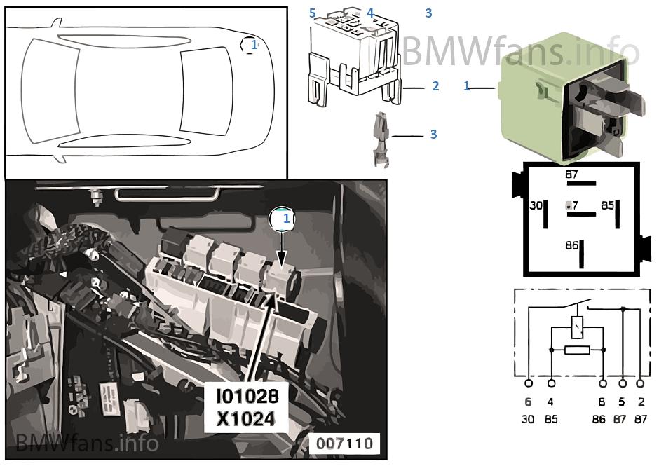 릴레이, 잠열 어큐뮬레이터 I01028