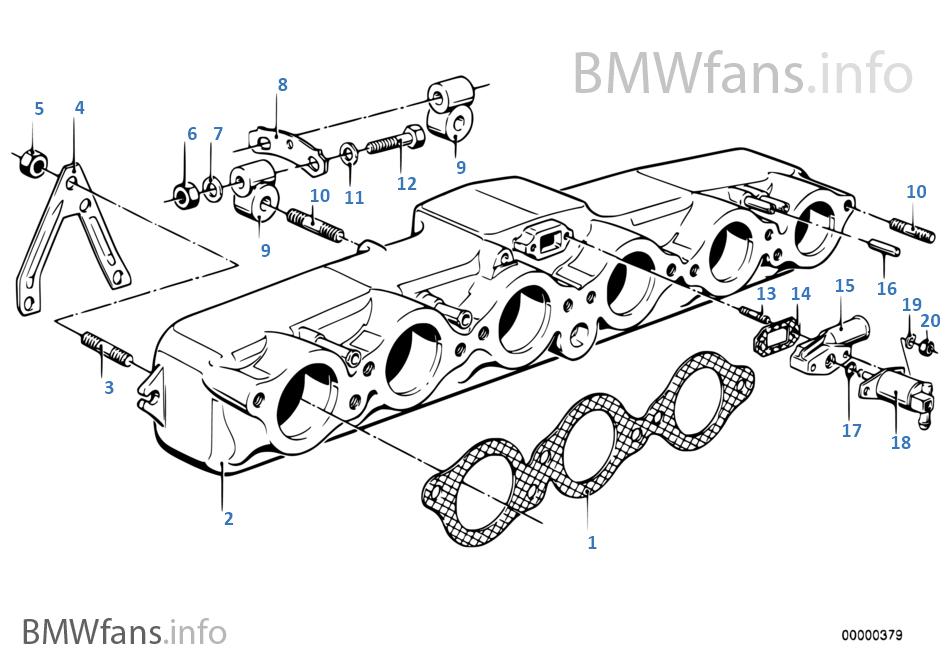 bmw e3 si e9 csi csl e12 e23 e24 m5 m30 startventil kaltstartventil start valve ebay. Black Bedroom Furniture Sets. Home Design Ideas