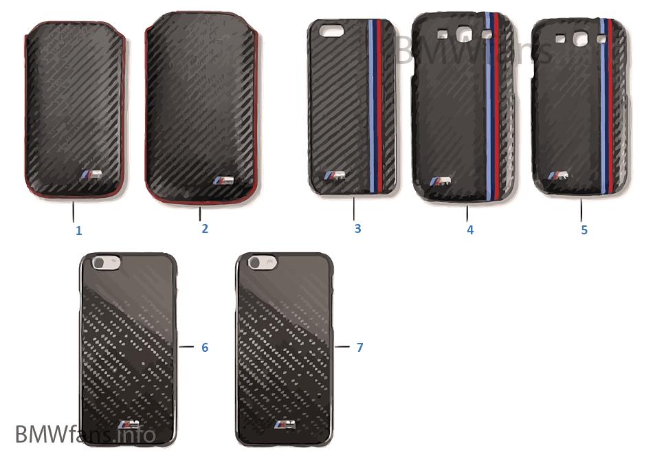 BMW M Collection - 携帯電話アクセサリー 14-16