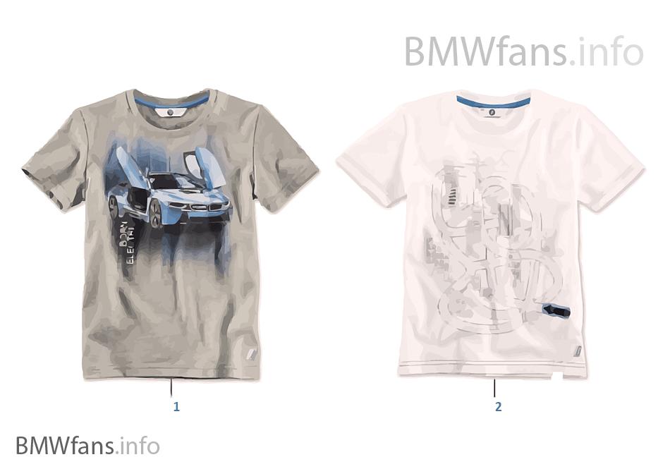 BMW i Coll. — Dětský textil 16-18