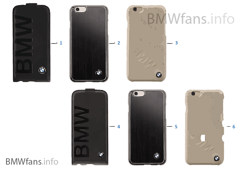 BMW Collection přísluš.mobilů 16-18