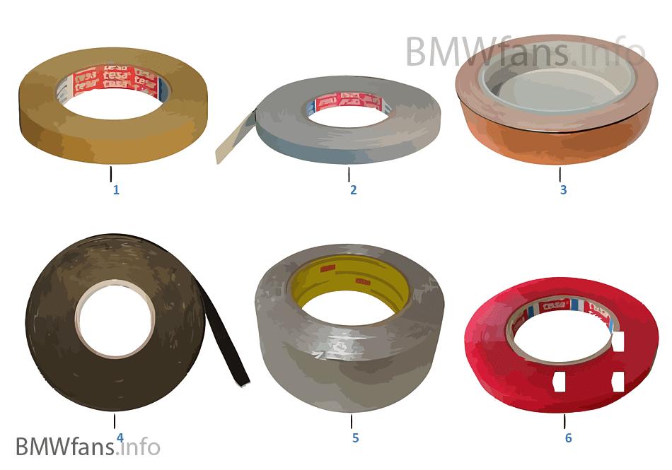 カバー テープ 銅帯 きしみ防止テープ