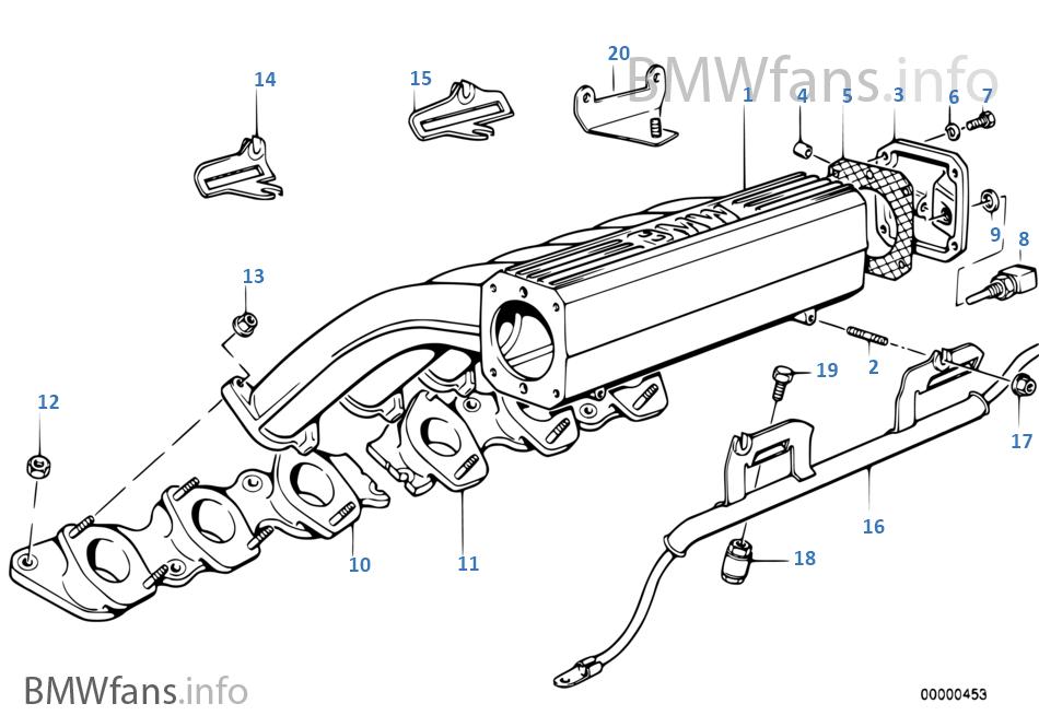 bmw v12 engine parts