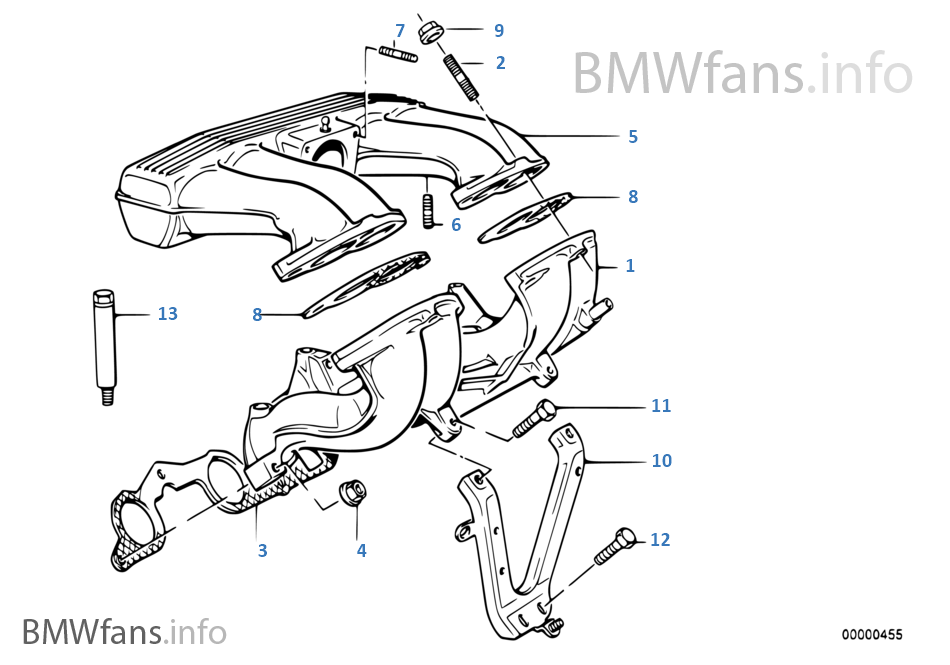 intake manifold system bmw 3 39 e30 316i m40 europe. Black Bedroom Furniture Sets. Home Design Ideas