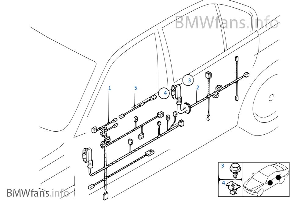 車門導線束