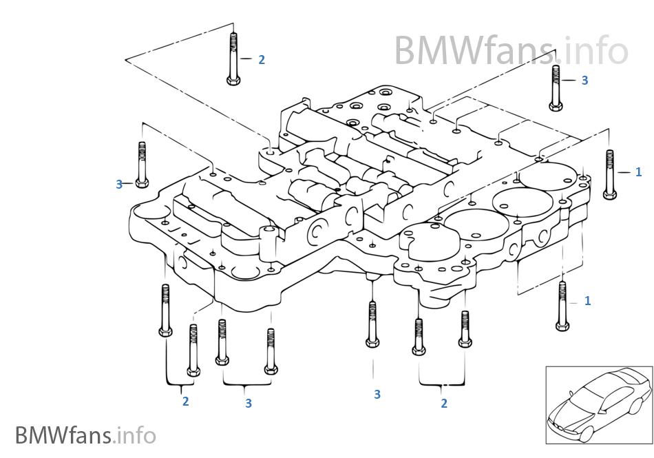 A5s300j mounting parts control unit