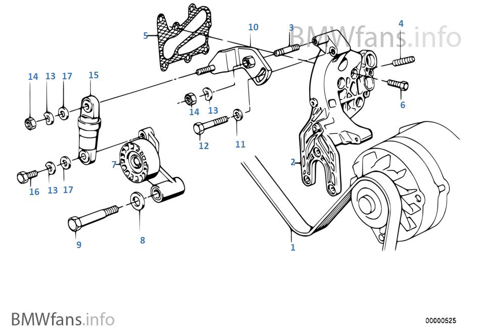 皮帶傳動 發電機/葉片泵